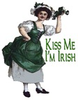 Irish Girl Kiss