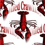 Boiled Crawfish Tile Mural