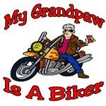 My Grandpaw Is A Biker