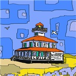 West End Lighthouse Blues
