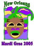 Mardi Gras Mask