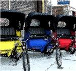 Just 4 Pedicabs & Rickshaws