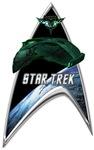StarTrek Command Silver Signia Romulan warbird 2