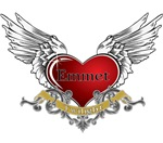Twilight Emmet Heart Wings 3