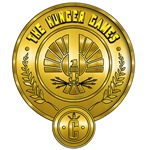 The Hunger Games Capital symbol2 gold