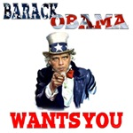 Barack OBama wants you