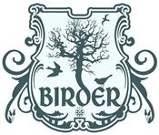 Gothic Birder Shield