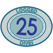 25 Logged Dives