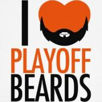 Flyers Playoff Beards