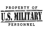 Property of U S Military