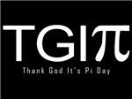 TGI Pi Day