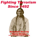 Sitting Bull (Tatanka-Iyotanka) on Fighting Terror