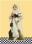 MOTHER GOOSE PAPER DOLL