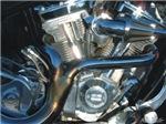 H3147 Motorcycle Watercolor