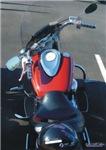 H3154 Motorcycle Watercolor