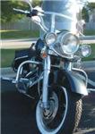 H3158 Motorcycle Watercolor