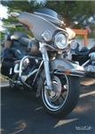H3191 Motorcycle Watercolor