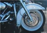 H3186 Motorcycle Watercolor