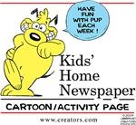 Kids' Home Newspaper