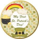My First Saint Patrick's Day Milestone