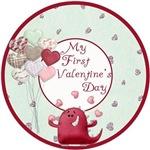 My First Valentines Day Milestone