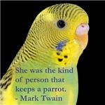Parakeet 1 -Steve Duncan