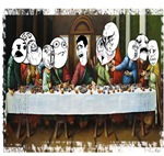 The Meme Supper - Last Supper