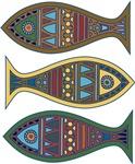 Three fishes (Christian symbol)