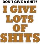 I Give Shits