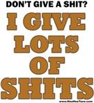 I Give Lots of Shits