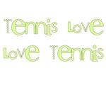 Love Tennis Mugs | Green
