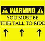 WARNING: This Tall
