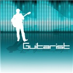 Music Disco Guitarist