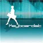Music Disco Keyboardist