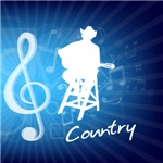 Treble Clef Country Music
