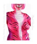 Pink Cheshire