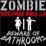 Zombie Rule #3 - Beware of Bathrooms
