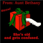 Aunt Bethany's Cat in a Box