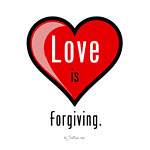 Love is Forgiving
