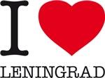 I LOVE LENINGRAD