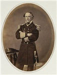 David Glasgow Farragut By Edward Jacobs