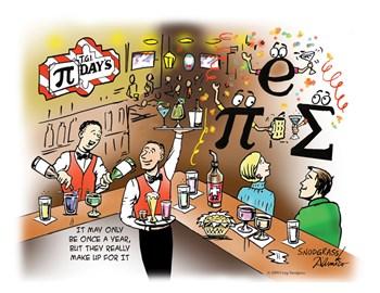 TGI Pi-Day