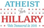 Atheist for Hillary