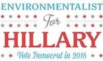 Environmentalist for Hillary