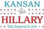 Kansan for Hillary
