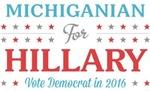 Michiganian for Hillary