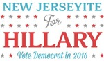 New Jerseyite for Hillary