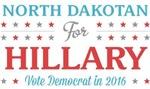 North Dakotan for Hillary