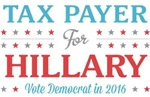 Tax Payer for Hillary