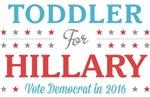 Toddler for Hillary